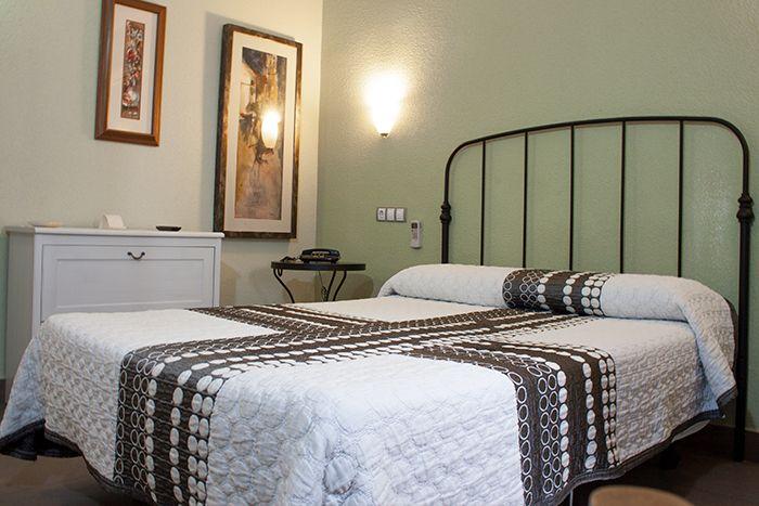 habitacion-verde-zambra-hotel-mancha-real